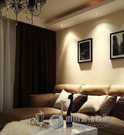古典舒适loft风格家居 客厅装修效果图 www.86zsw.com