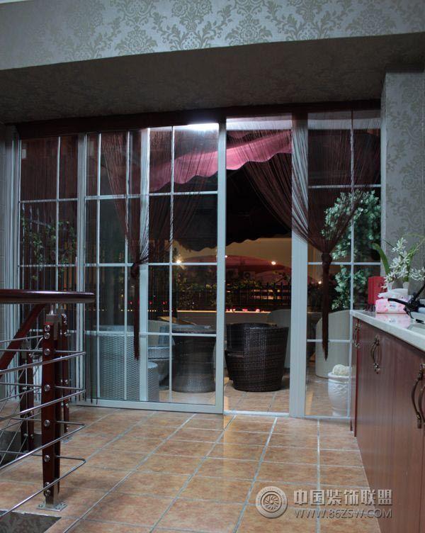 欧式咖啡厅设计 单张展示 咖啡厅装修效果图 宁波