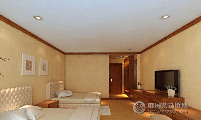 效果图   商务宾馆装修设计效果图   苏州金诺装饰商务酒店现