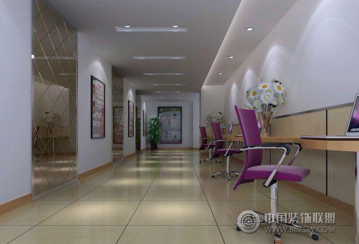 康倍佳牙科医 单张展示 医院装修效果图 -康倍佳牙科医 医院装修图片