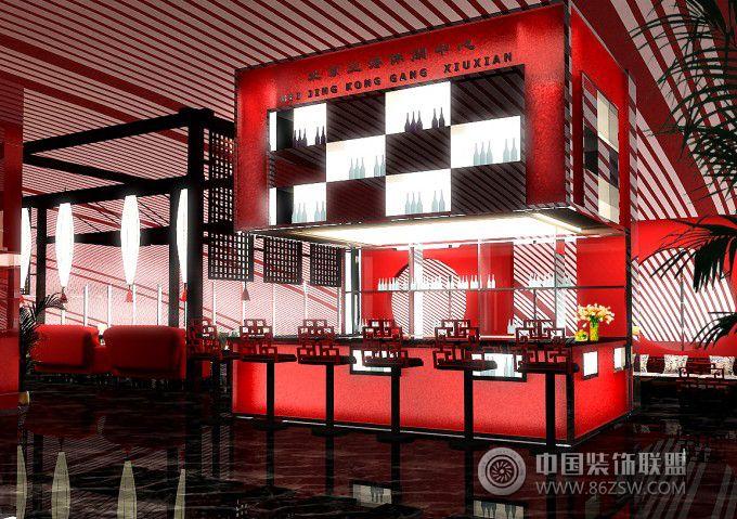 T3航站楼咖啡厅 单张展示 咖啡厅装修效果图