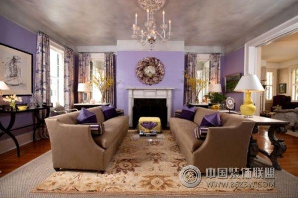 家居天花板创意设计 一 客厅装修图片