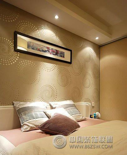 公司白领美女106平米现代美居 卧室装修效果图