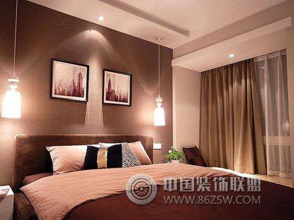 西龙希国际大酒店总统套房 卧室装修效果图 宁