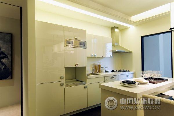 三居室 98㎡ 厨房装修效果图 观景园 现代简约 三居室 装