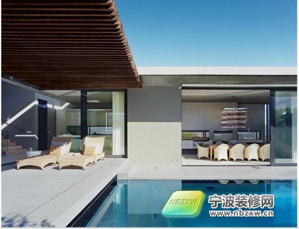 日本横滨极致简约高档别墅 其它装修效果图 宁波装饰