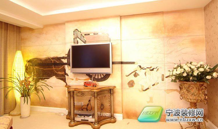 豪华别墅室内设计 一 卧室装修图片