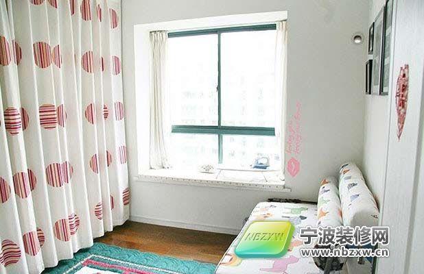 4万简易硬装 软装婚房 儿童房装修图片