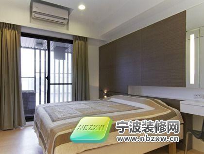 36平米1居改造2居 卧室装修效果图 -36平米1居改造2居 卧室装修图片
