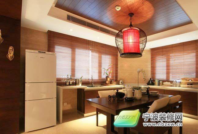 3室2厅东南亚风格小别墅 餐厅装修图片 -3室2厅东南亚风格小别墅 餐