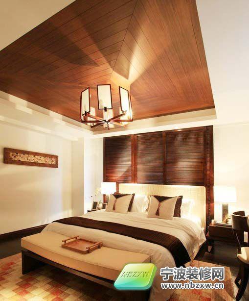3室2厅东南亚风格小别墅 卧室装修图片 -3室2厅东南亚风格小别墅 卧