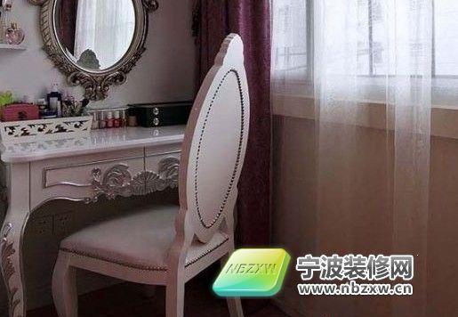40平米小夫妻一居室 卧室装修图片
