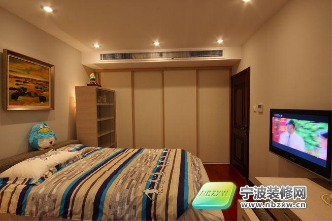235平米豪华欧式别墅-卧室装修效果图-象山装饰网