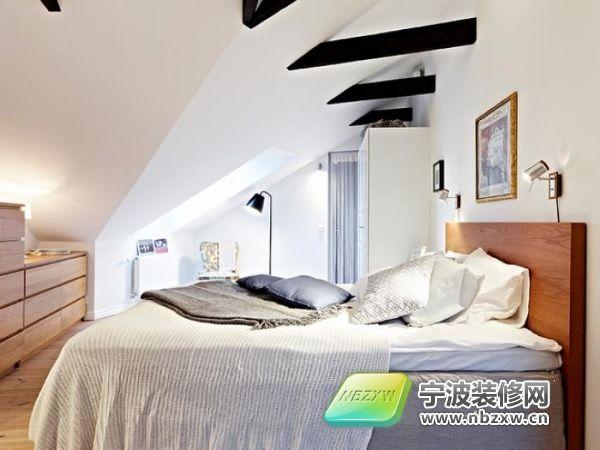 卧室装修,双层石膏线 卧室,双层卧室装修效果图,6平方小卧室双