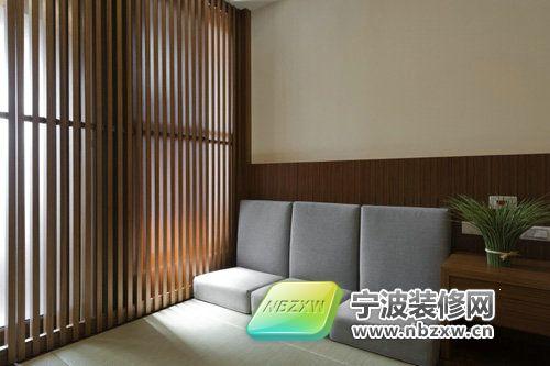 28平米日式超迷你小户型收纳设计 书房装修效果图