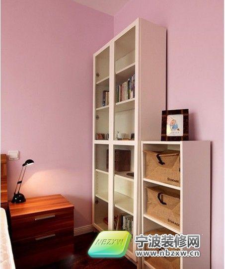 5万元打造60平米全功能现代家 卧室装修图片