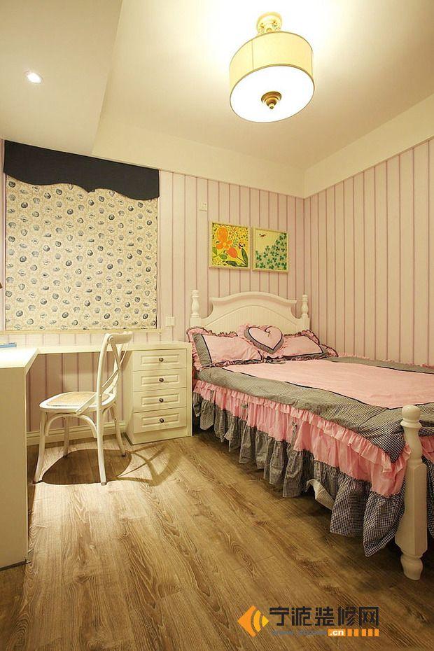 美式儿童房装修图片