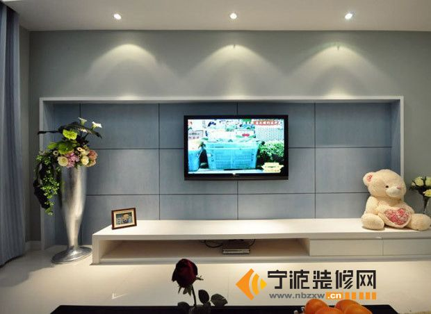 平米现代简约居-厨房装修效果图-宁   现代简约家居装修图:10