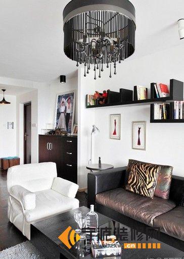 10万装修90平米北欧式公寓 卧室装修效果图
