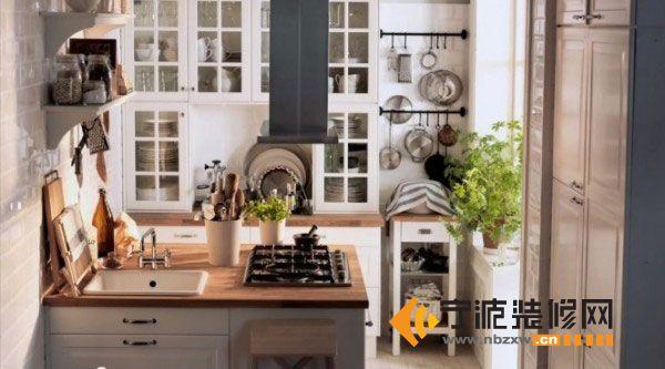 小空间大面积 厨房装修图片