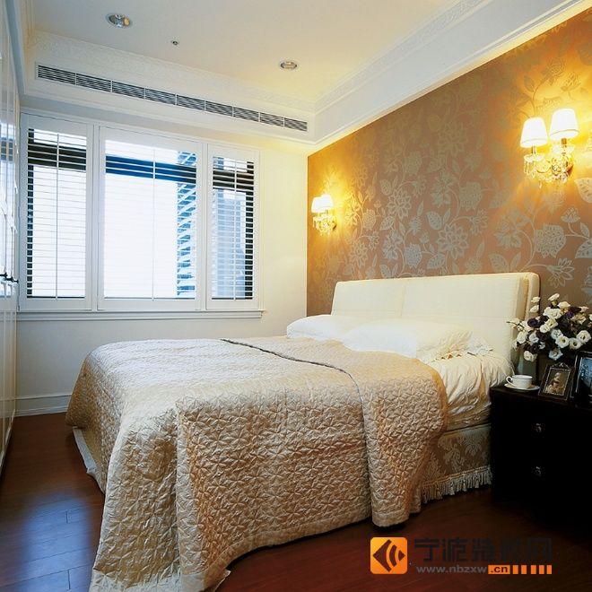 145平米雅致古典家装 卧室装修图片
