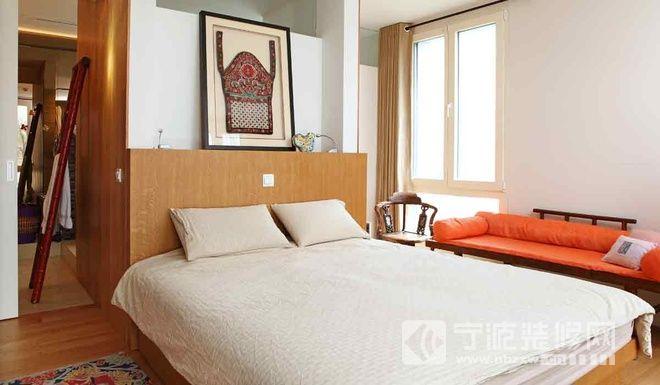 现代优雅住宅 卧室装修效果图