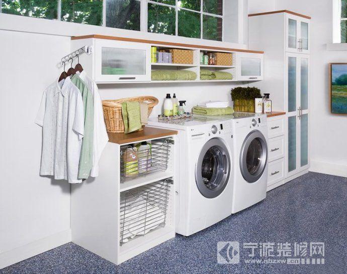 爱家洗衣房创意方案 其它装修效果图 -爱家洗衣房创意方案 其它装修图高清图片