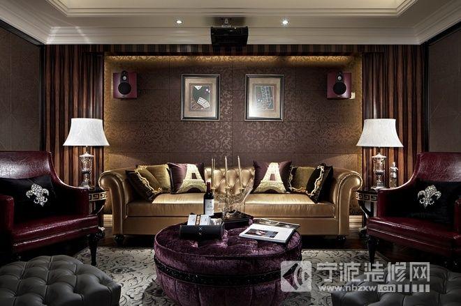 40平方米顶层复式 客厅装修图片 -240平方米顶层复式
