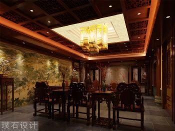 中式四合院(纯设计)