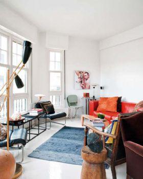 小户型客厅装修效果图大全
