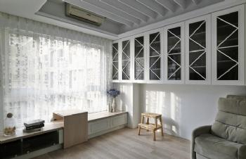 地中海风阳台装修图片