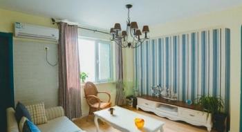 100平地中海风2室2厅1卫装修图片欣赏