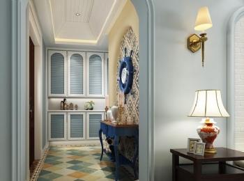 205平地中海4室2厅2卫案例欣赏