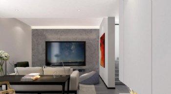 400平现代风联体别墅案例欣赏