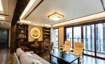 250平中式风格复式楼装修经验