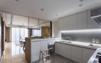 江城国际现代混搭风现代厨房