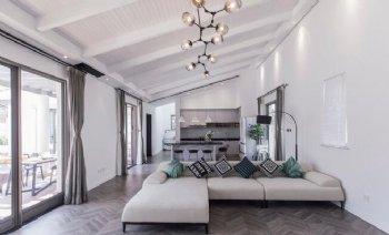 250平米现代别墅装修案例