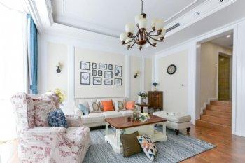 275平米美式别墅装修案例