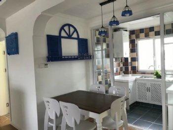 时尚城地中海风格地中海餐厅