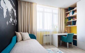维拉小镇现代风现代儿童房