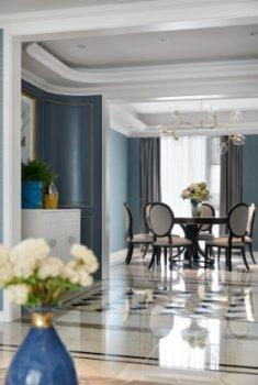 维科东院4室2厅2卫137平现代餐厅