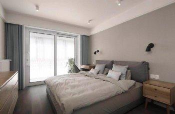 现代风情现代卧室