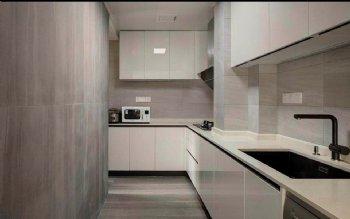 现代风情现代厨房