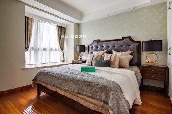 小美怡情美式卧室