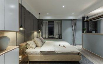 姚景花园现代时尚风现代卧室