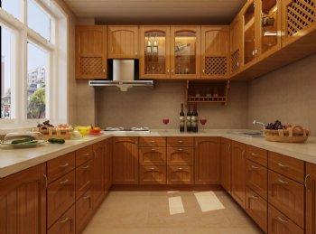宁波北仑现代厨房