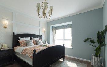 西岸1872美式风美式卧室