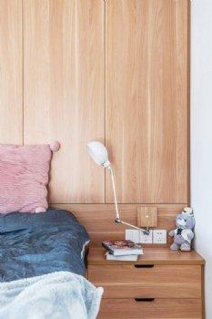 拥阳光与猫,享岁月静好现代卧室