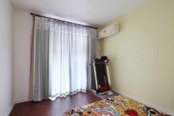 地中海风格-城市花园地中海卧室