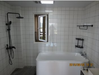 奥体未来城19幢908室现代卫生间